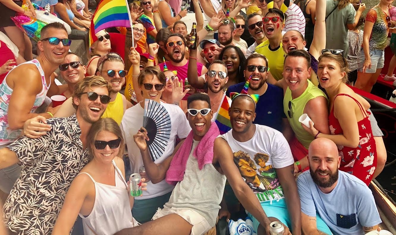 The Amsterdam Gay Pride Canal Parade – Plus Travel Guide