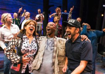 Come From Away in Dublin