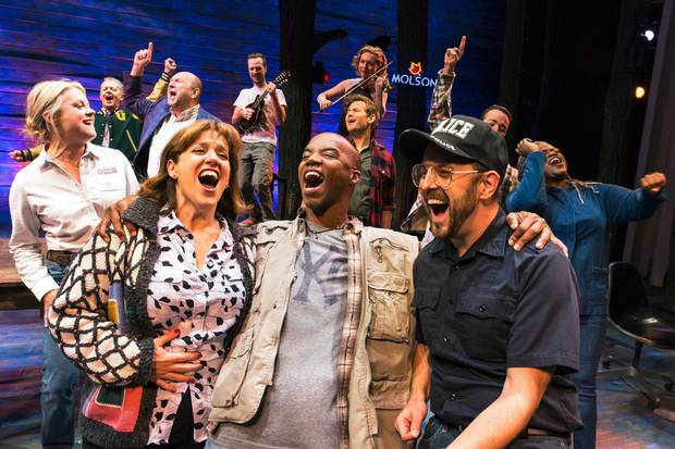 """""""Come From Away"""" Musical Makes European Debut in Dublin!"""