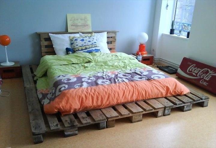 How To Destroy Your House Making A Pallet Bed Gays Around The Bay